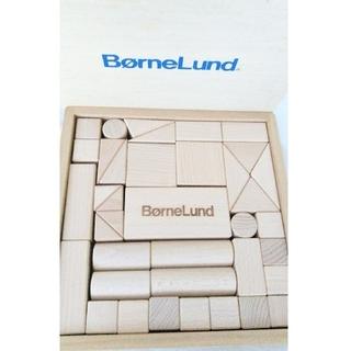 ボーネルンド(BorneLund)の【美品】ボーネルンドつみきS(積み木/ブロック)