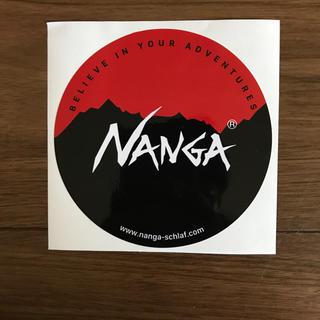 ザノースフェイス(THE NORTH FACE)のNANGA ナンガ イベント限定 ステッカー(その他)