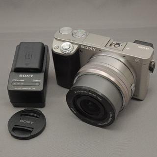 SONY - ソニー α6000 ILCE-6000 E16-50PZ OSS