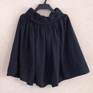 ジーユー(GU)のジーユー♡黒ミニスカート(ミニスカート)