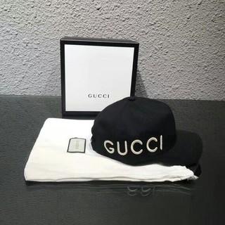 Gucci - グッチ キャップ 新品未使用 男女兼用