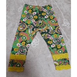 ブーフーウー(BOOFOOWOO)の未使用 ブーフーウー バックアレイ サイズ120 パンツ ズボン スパッツ (パンツ/スパッツ)