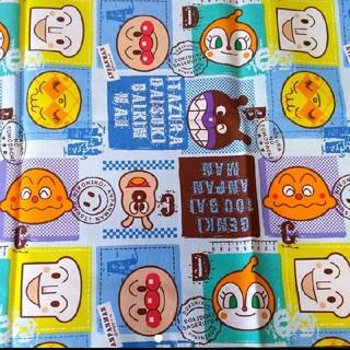 アンパンマン(アンパンマン)のアンパンマン☆生地☆はぎれ☆ハンドメイド☆綿100%(生地/糸)