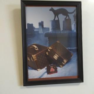 ルイヴィトン(LOUIS VUITTON)のルイヴィトンポスター額縁つき(フォトフレーム)