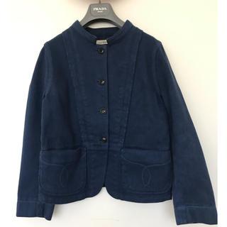 ネストローブ(nest Robe)の《再値下げ》nest robe ジャケット未使用(ノーカラージャケット)