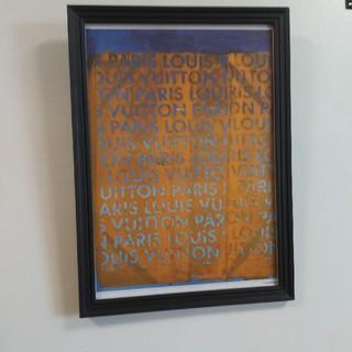 ルイヴィトン(LOUIS VUITTON)のルイヴィトンポスター(フォトフレーム)