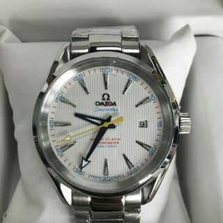 OMEGA - オメガ OMEGA シーマスター アクアテラ メンズ 腕時計