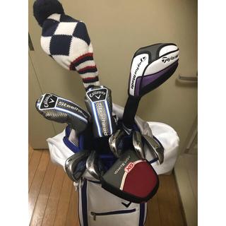 キャロウェイゴルフ(Callaway Golf)のSPだす様専用 レディースゴルフセット 送料込み(クラブ)