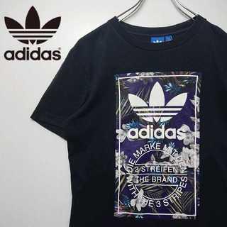 adidas originals デカプリント Tシャツ N251