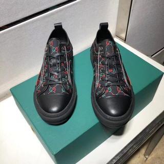 Gucci - GUCCI グッチ 靴/シューズ スニーカー パンプス サイズ40