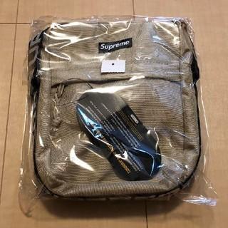 Supreme - Supreme 18SS Shoulder Bag Tan シュプリーム