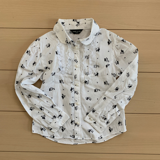 コムサイズム(COMME CA ISM)のコムサイズム ワイシャツ キッズ120(ブラウス)