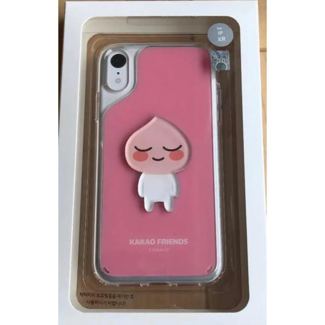 カカオフレンズ KAKAO FRIENDSのiPhone XR用ケースの通販 by ちーちーちー330's shop|ラクマ