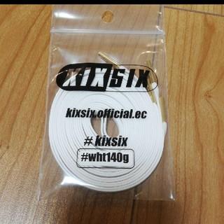 KIXSIX     キックスシックス  シューレース  ゴールドチップ140(その他)
