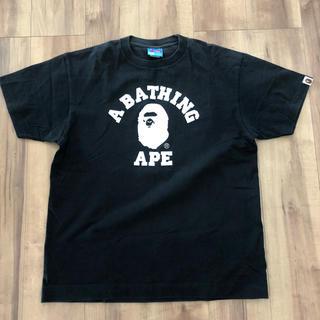 A BATHING APE - APE Tシャツ L