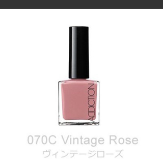 ADDICTION - ADDICTION★限定色 Vintage Rose(070C)