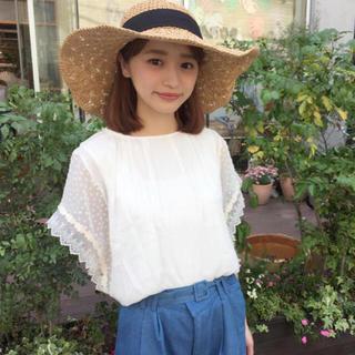 flower - flower blouse