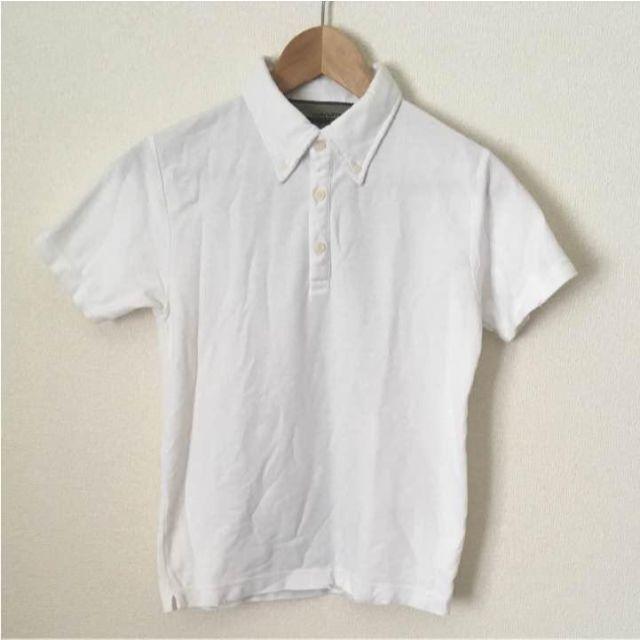 AYUITE(アユイテ)のAYUITE ボタンダウン ポロシャツ メンズのトップス(ポロシャツ)の商品写真
