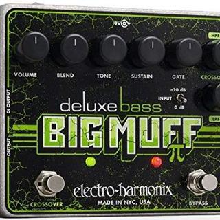 EHXエレハモ Deluxe Bass Big Muff ビッグマフ ベース用