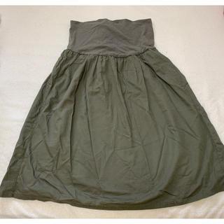 MUJI (無印良品) - マタニティ用スカート *無印良品*