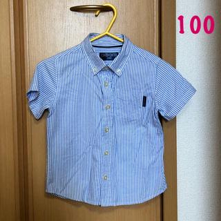 ニシマツヤ(西松屋)の半袖 シャツ 100(ブラウス)