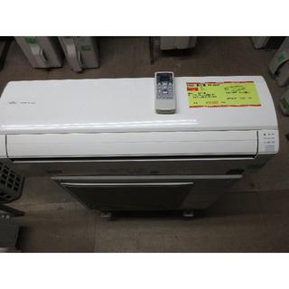 フジツウ(富士通)のK625 富士通 中古エアコン 冷2.2kw/暖2.2kw(エアコン)