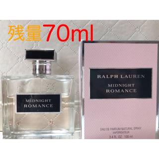 ラルフローレン(Ralph Lauren)のラルフローレン midnight romance 100ml(香水(女性用))