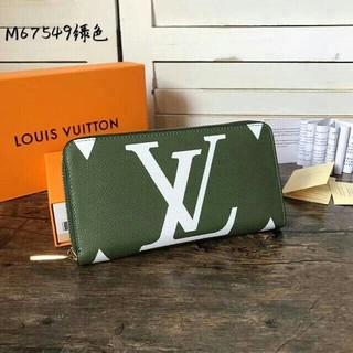 LOUIS VUITTON - 超高人気LOLUIS VUITTONルイヴィトン メンズ レディース適用 長財