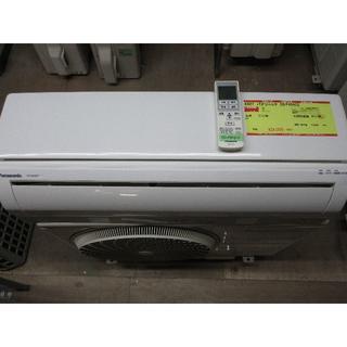 パナソニック(Panasonic)のK627 パナソニック 中古エアコン 冷4.0kw/暖5.0kw(エアコン)