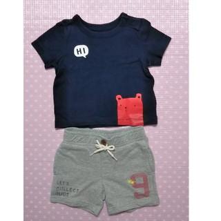 562eaaa2d9bc0 ベビーギャップ(babyGAP)の baby Gap 半袖Tシャツ   ショートパンツ