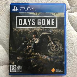 ソニー(SONY)の[中古]DAYS GONE PS4版(家庭用ゲームソフト)
