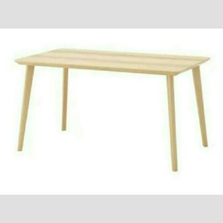 イケア(IKEA)のIKEA イケア LISABO コーヒーテーブル  お引き取り限定(コーヒーテーブル/サイドテーブル)
