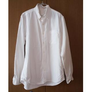 ジーユー(GU)の白シャツ②(シャツ)