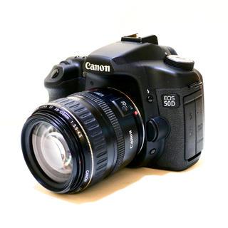 Canon - ⭐️初心者にオススメ⭐️Canon EOS 50D 標準ズームセット