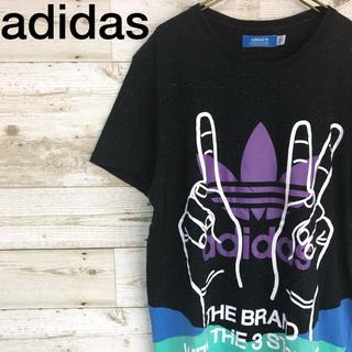 アディダス(adidas)のadidas(アディダス) Tシャツ Oトレフォイル ロゴT(Tシャツ/カットソー(半袖/袖なし))