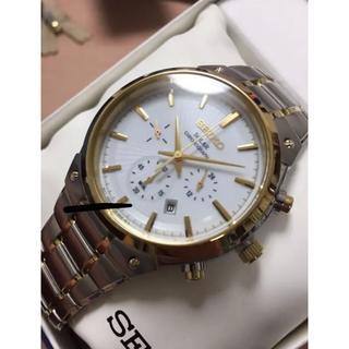 ssc318 SEIKO セイコー ソーラー 新品未使用 腕時計(腕時計(デジタル))