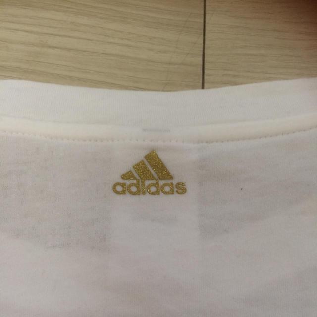 adidas(アディダス)のアディダス、adidas、Tシャツ、スポーツウェア、スポーツ、フィットネス、M スポーツ/アウトドアのトレーニング/エクササイズ(その他)の商品写真