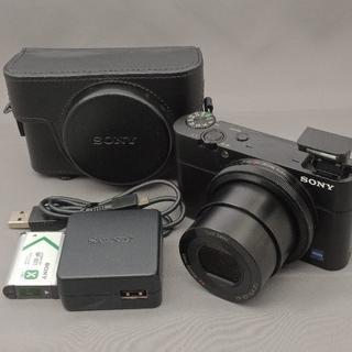 SONY - ソニー DSC-RX100