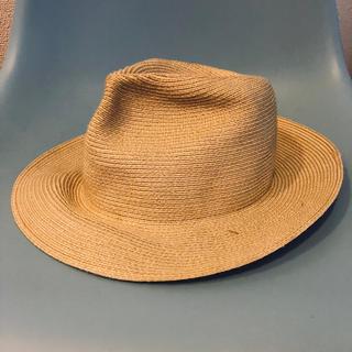 ビューティアンドユースユナイテッドアローズ(BEAUTY&YOUTH UNITED ARROWS)のユナイテッドアローズ Another Edition ストローハット 帽子(ハット)