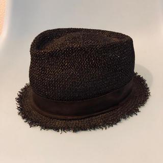 48f630b30e3716 カシラ(CA4LA)のCA4LA取り扱い OURET ストローハット 麦わら 帽子(ハット)