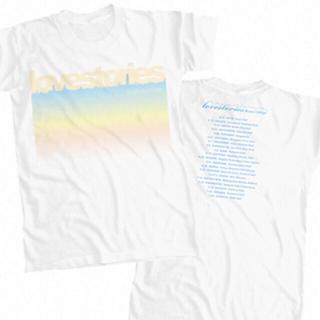 バックナンバー(BACK NUMBER)のback number ツアーTシャツ グッズ(ミュージシャン)