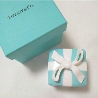 ティファニー(Tiffany & Co.)のティファニー♡Tiffany & Co.♡ブルーボックス♡小物入(小物入れ)