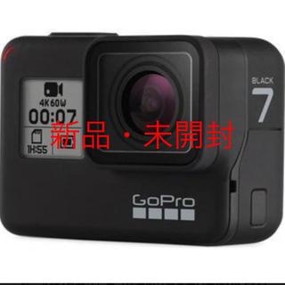 GoPro - GoPro HERO7 BLACK CHDHX-701-FW