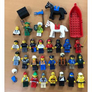Lego - レゴ ミニフィグ ☆パーツ取りに♪ミニフィギュア レゴブロック
