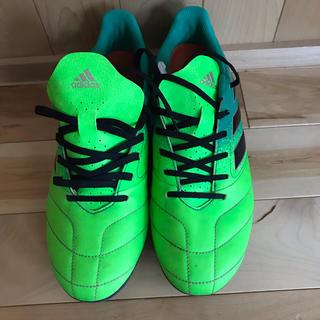 アディダス(adidas)のサッカーシューズ  27.5 アディダス(シューズ)