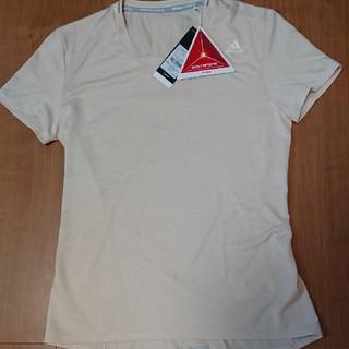 アディダス(adidas)のアディダス新品未使用 レディースTシャツ(Tシャツ(半袖/袖なし))