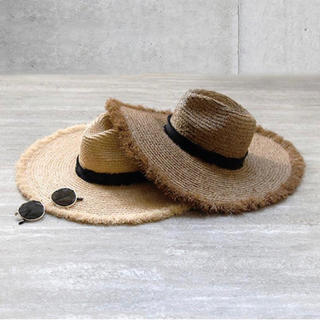 ルームサンマルロクコンテンポラリー(room306 CONTEMPORARY)のroom306comtemporary Summer HAT(麦わら帽子/ストローハット)