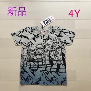 Lego - LEGO Wear(レゴウェア)半袖Tシャツ 4Y