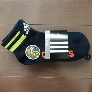 アディダス(adidas)の新品★adidas スポーツソックス 3足組 21-23cm アディダス 靴下(靴下/タイツ)