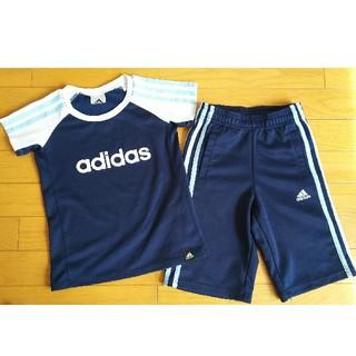 アディダス(adidas)のadidas  Tシャツ130・ハーフパンツ120(パンツ/スパッツ)
